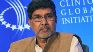 Kailash Satyarthi, un hindú de 60 años, recibió el premio con ...