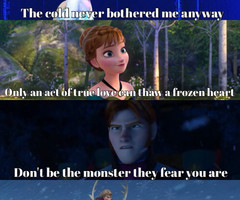 Frozen Anna Quotes Tumblr Frozen quotes ️