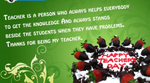 Happy Teachers Day 2013 Quotes | Best Teacher's Day Quotations