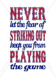 fun print to frame for a Baseball Party or Baseball Themed Bedroom ...