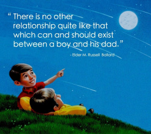 father and son quote 2 fathers day greetings