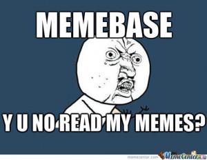 Stop Ignoring Me Meme