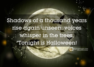 Halloween Pictures Quotes