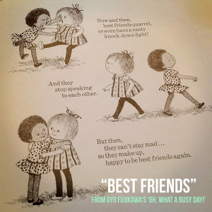 Here are some fun friendship reminders…