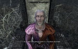 Oblivion Sheogorath by Iceflame