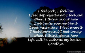 Quotes For Friends Farewell