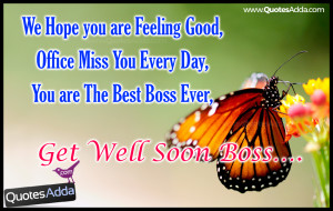 health quotes and get well soon images for office boss get well soon ...