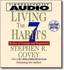 Living the 7 Habits – audio