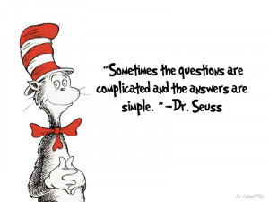 Dr. Seuss Quote by Freax456