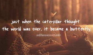 Do you think your life is where it is at now because of one major ...
