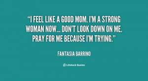 Good Quotes About Being a Mom