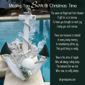 Memorial Cards For Christmas – Missing You Mom And Dad At Christmas ...