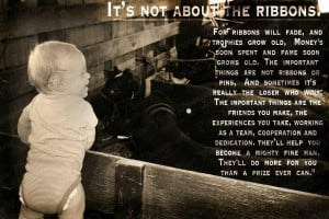 ribbons quotes through showing cattle livestock quotes quotes for ...