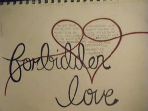 Forbidden Love by cdmami