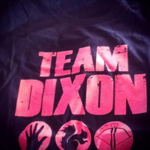daryl dixon, team dixon, the walking dead
