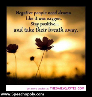Negative People Quotes Short negative story