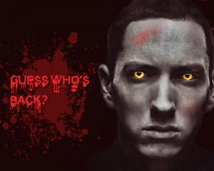 EMINEM Evil Eminem