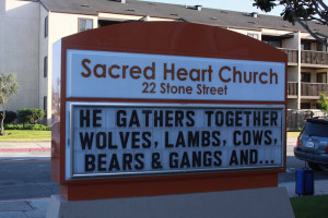 Funny Church Signs Sayings Funny church signs