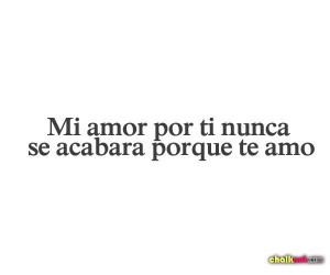 spanish love quotes | Spanish Quotes - Mi Amor-Spanish Quotes