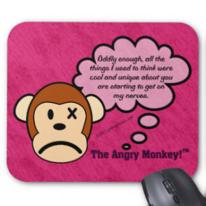 Your specialness is starting to get on my nerves mousepad