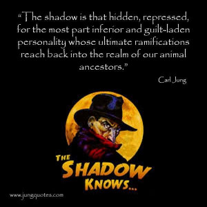 "... realm of our animal ancestors "" ~ Carl Jung; [CW9 paras 422 & 423"