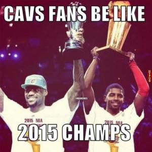 Cleveland Cavaliers Lebron James Memes