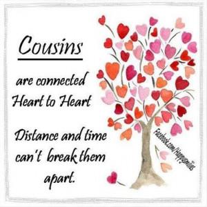 Cousins Cousins