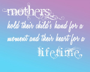 Mother's Day, Sweet Quote