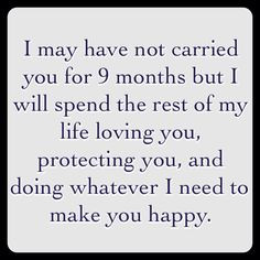 ... daughter baby adoption quotes quotes about stepmoms adopted children