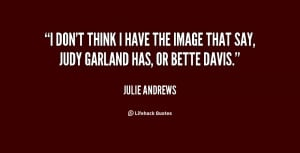 Julie Andrews Quote
