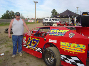 picture at volusia speedway park terry hayes 47 terry hayes drives the