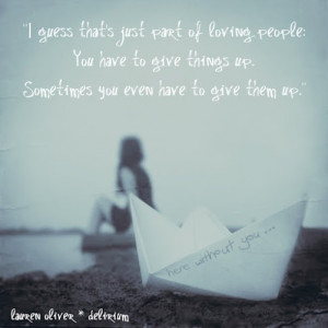Lauren Oliver - Delirium This book brought me to tears soooo many ...