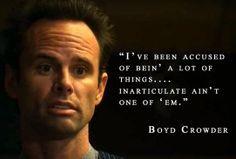 ... of em boyd crowder justified justified tv justified boyd boyd crowder