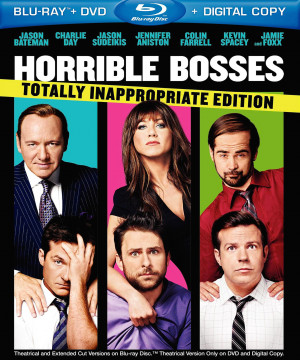 Horrible Bosses Jennifer Aniston Quotes Horrible bosses blu-ray review