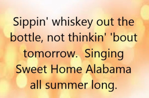 Kid Rock - All Summer Long - song lyrics, song quotes, songs, music ...