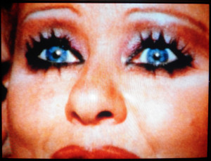 kind of doubt you'll know who this is, but Tammy Faye Bakker was the ...