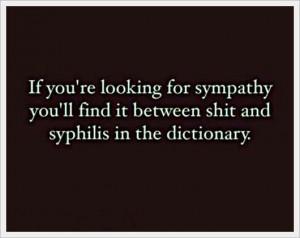 David Sedaris sympathy quotes