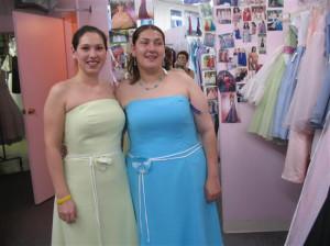 liweddings.comMy older sister, kikipenz, is getting married tomorrow!
