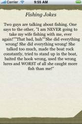 Fishing Jokes Screenshot