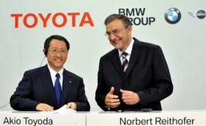 Toyota-BMW: Akio Toyoda's grote droom die werkelijkheid werd