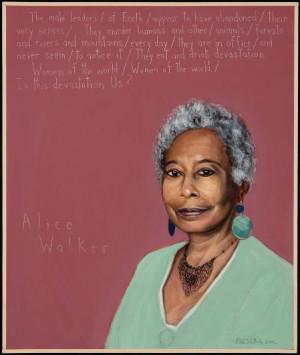 Alice Walker Poster