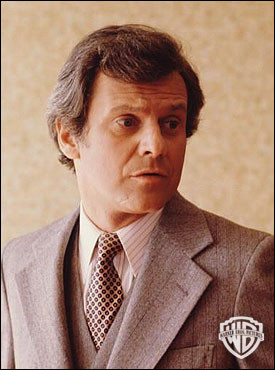 Cliff Barnes played by Ken Kercheval in Dallas