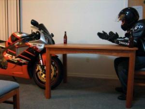 2001 Honda RC51 SP1