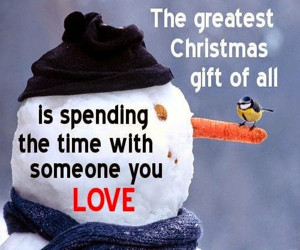 Christmas Spirit Quotes