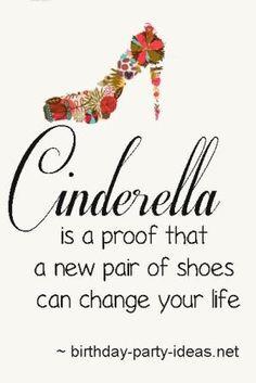 ... wording. #cinderella #birthday #party #cute #saying #quote #invitation