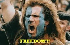 william wallace quotes freedom inspirational braveheart movie quotes ...