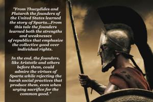 Spartan Quotes