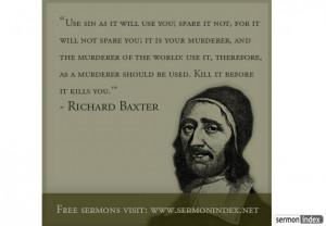 Richard Baxter Quote