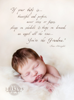 ... Quotes For Pictures: Cute Baby Quotes With Picture Of Sleeping Baby In