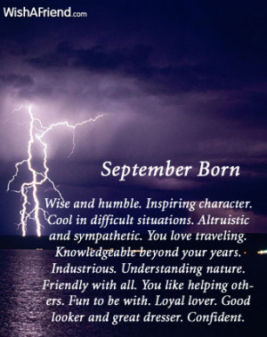 Know more about your Birth Month